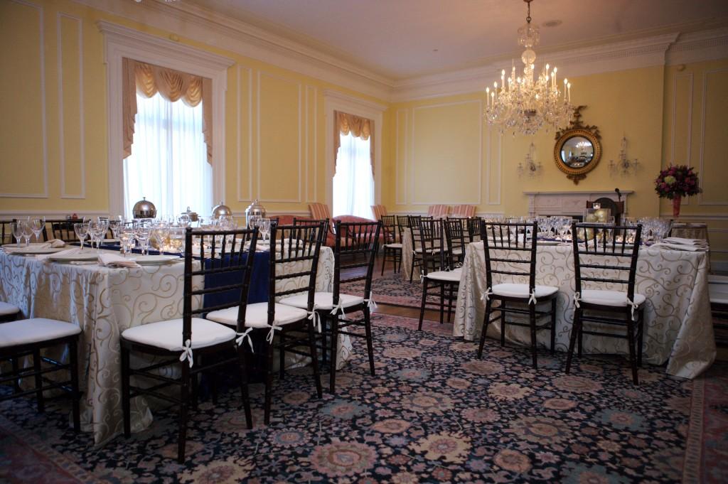 The Archivist's Reception Room