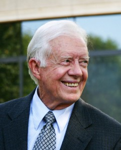 Former President Jimmy Carter. Credit: The Carter Center