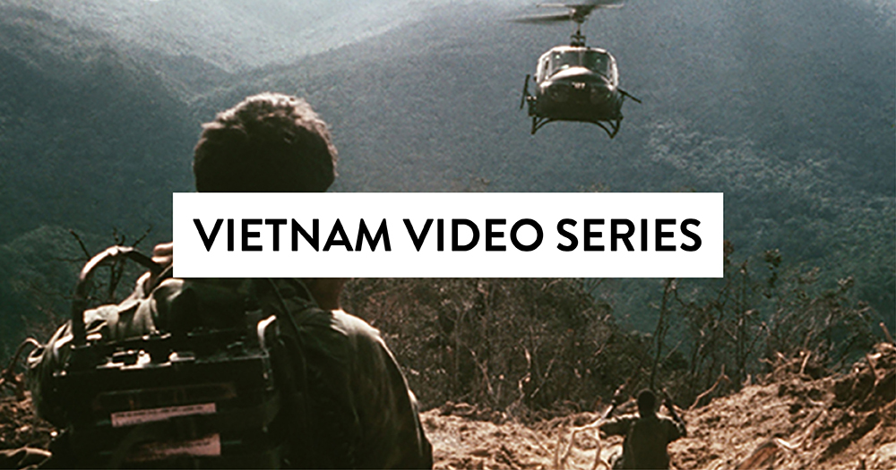 Remembering Vietnam Video Series